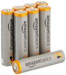 AmazonBasics AAA Performance Alkaline Batteries (8-Pack)