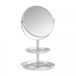 AmazonBasics Vanity Mirror with Dual Trays