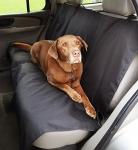 AmazonBasics Waterproof Car Back Bench Seat Cover Protector