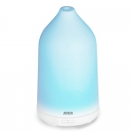 Amir 100ML Ultrasonic Aromatherapy Oil Diffuser Cool Mist With Color LED Lights and Waterless Auto Shut-off Fuction