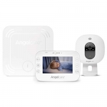 Angelcare 3-in-1 Baby Monitor, with Breathing Movements Tracking