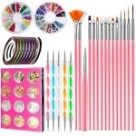 Angenil Nail Art Designer Kit