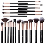 Anjou Makeup Brushes, 24pcs
