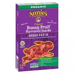 Annie's Homegrown Organic Berry Patch Bunny Fruit Snacks , 5-Count