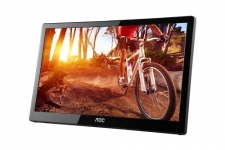 16-Inch USB-Powered Portable LCD Monitor by AOC