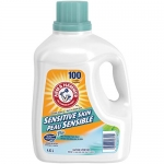 ARM & HAMMER Liquid Laundry Detergent for Sensitive Skin, 4.43L