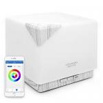 ASAKUKI Smart Wi-Fi Essential Oil Diffuser, White