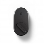 August Home Smart Lock – Keyless Home Entry with Your Smartphone – Dark Gray