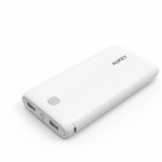 AUKEY 20000mAh Portable External Battery Charger Power Bank with AiPower Technology