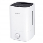 AUKEY Humidifier, 3.5L Ultrasonic Cool Mist Humidifier with Automatic Shut-Off and Adjustable Mist Output