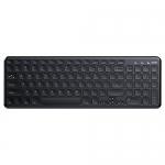 AUKEY Wireless Keyboard 2.4G 96 Keys US-Layout Scissors foot keyboard with Wifi USB Receiver