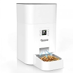 DADYPET Automatic Pet Feeder Food Dispenser (4.5L, 4 Meals/Day)