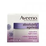 Aveeno Absolutely Ageless Restorative Moisturizer for Face, 48 mL