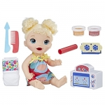 Baby Alive Snackin Bl Girls Baby Doll
