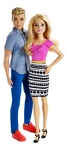 Barbie and Ken Doll Together