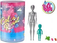 Barbie Color Reveal Set with 50+ Surprises