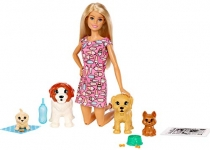 Barbie Doggy Daycare Playset