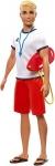 Ken Lifeguard Doll