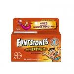Bayer Flintstones Vitamins Chewable Multiple Vitamin Supplement with Extra Vitamin C