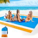 79″ X 55″ Sandproof Waterproof Camping Blanket