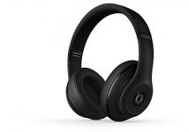 Beats Studio 2.0 Wireless Over-Ear Headphones – Black Matte