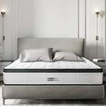 BedStory Bed Mattress, 10 inch Gel Memory Foam Hybrid Spring Mattress in a Box