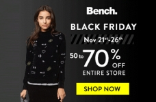 Bench.ca Black Friday Sale