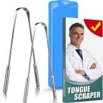 Best Tongue Scraper, 2 Pack