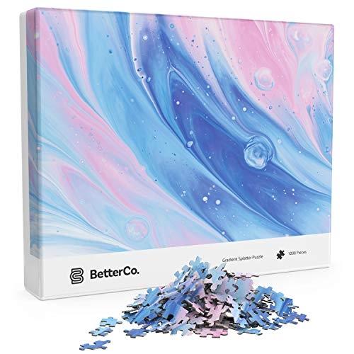 Better Co. Gradient Splatter Puzzle, 1000 Pieces