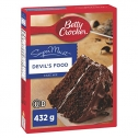 Betty Crocker Devil's Food Super Moist Cake Mix, 432G
