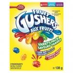 Betty Crocker Gushin Grape/Strawberry Gushers, 6-Count