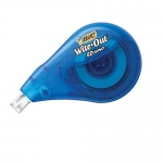 BIC Wite-Out Brand EZ Correct Correction Tape, 3-Count
