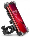 TEUMI Anti-Shake Bicycle Motorcycle Phone Holder