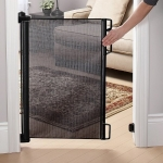 Bily Retractable Safety Gate,Black