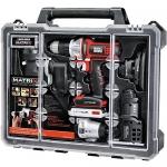 BLACK + DECKER Matrix 6 Tool Combo Kit with Case