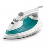 BLACK+DECKER Lightweight Steam Iron