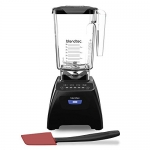Blendtec Classic 575 Blender – WildSide+ Jar (90 oz) and Spoonula Spatula BUNDLE