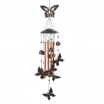 BlessedLand Butterfly Wind Chime