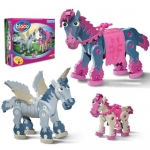 Bloco Toys Horses and Unicorns