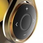 Bluedio Bluetooth Wireless Headphone Gold