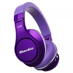 Bluedio Bluetooth Wireless Headphone Purple