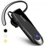 New Bee Bluetooth Headset, Black