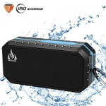 Bluetooth Wireless Speakers Waterproof IPX5 With HD Enhanced Bass