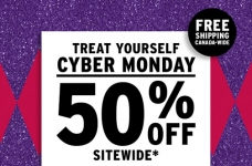 The Body Shop Cyber Monday Sale