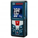 Bosch Bluetooth Enabled Laser Distance Measure with Colour Backlit Display