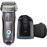 Braun Series 7 Wet & Dry Premium Electric Shaver with Clean & Charge System