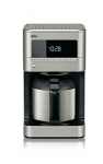 Braun Brew Sense Thermal Drip Coffee Maker, Stainless Steel