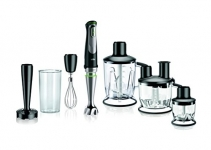 Braun Multiquick 9 Hand Blender, Black