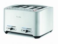 Breville 4-Slice Die-Cast Smart Toaster