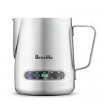 Breville the Temp Control Milk Jug with Temperature Indicator